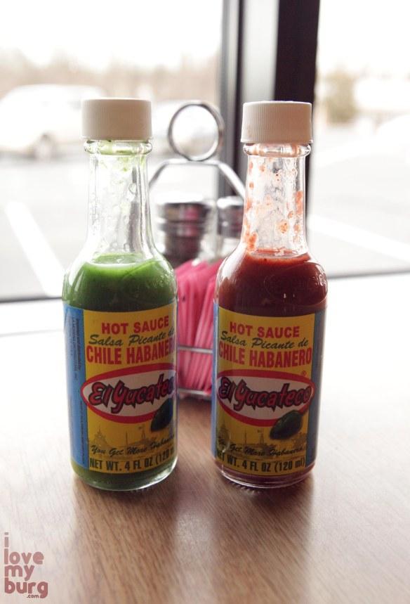 el charro hot sauce