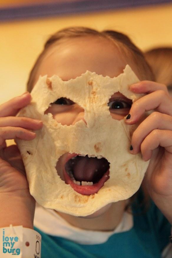 el charro tortilla