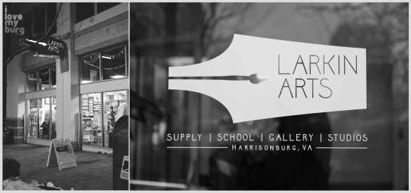 larkin arts collage