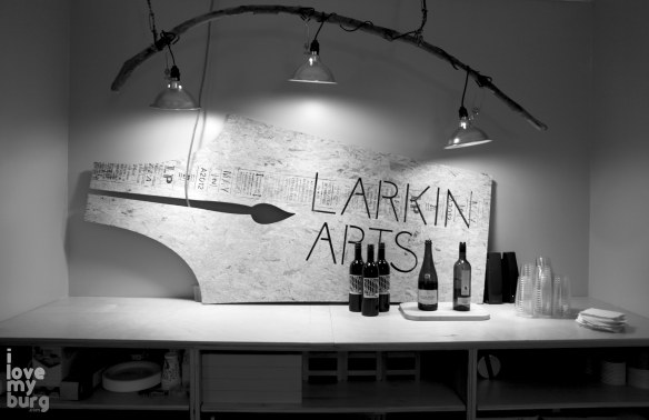 larkin arts wine