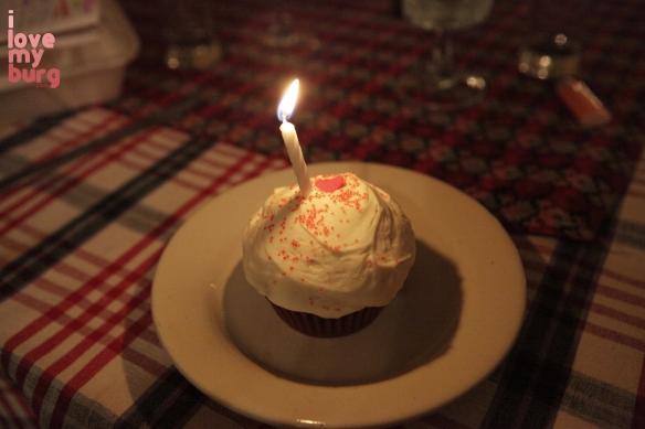 shanks cupcake
