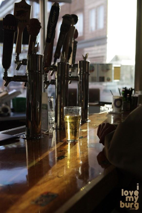 the corner beer