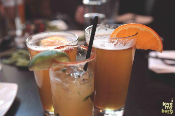 Beyond Restaurant beverages