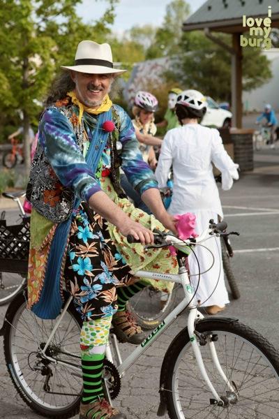bike parade noel