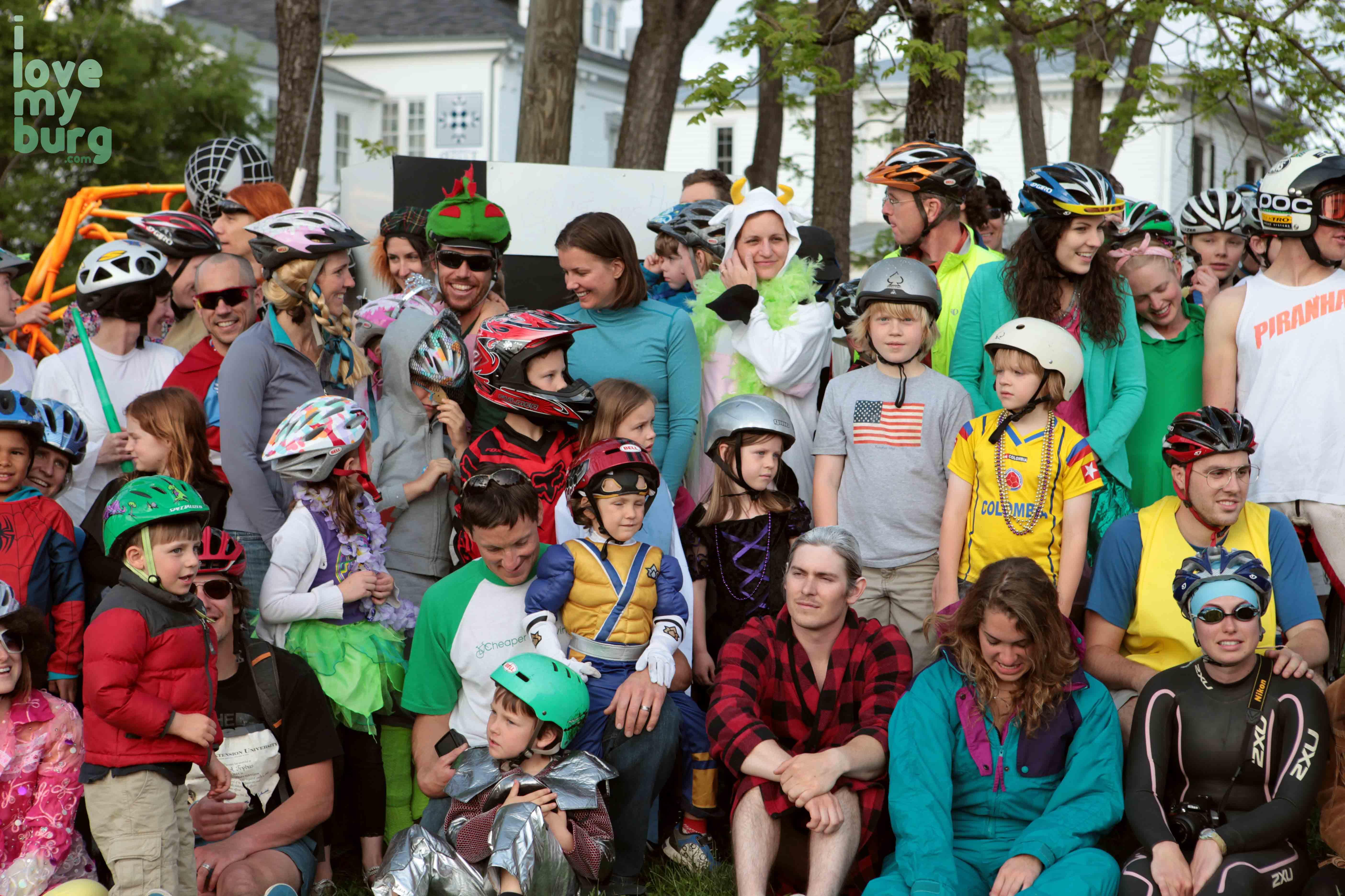 Bike Parade group 2