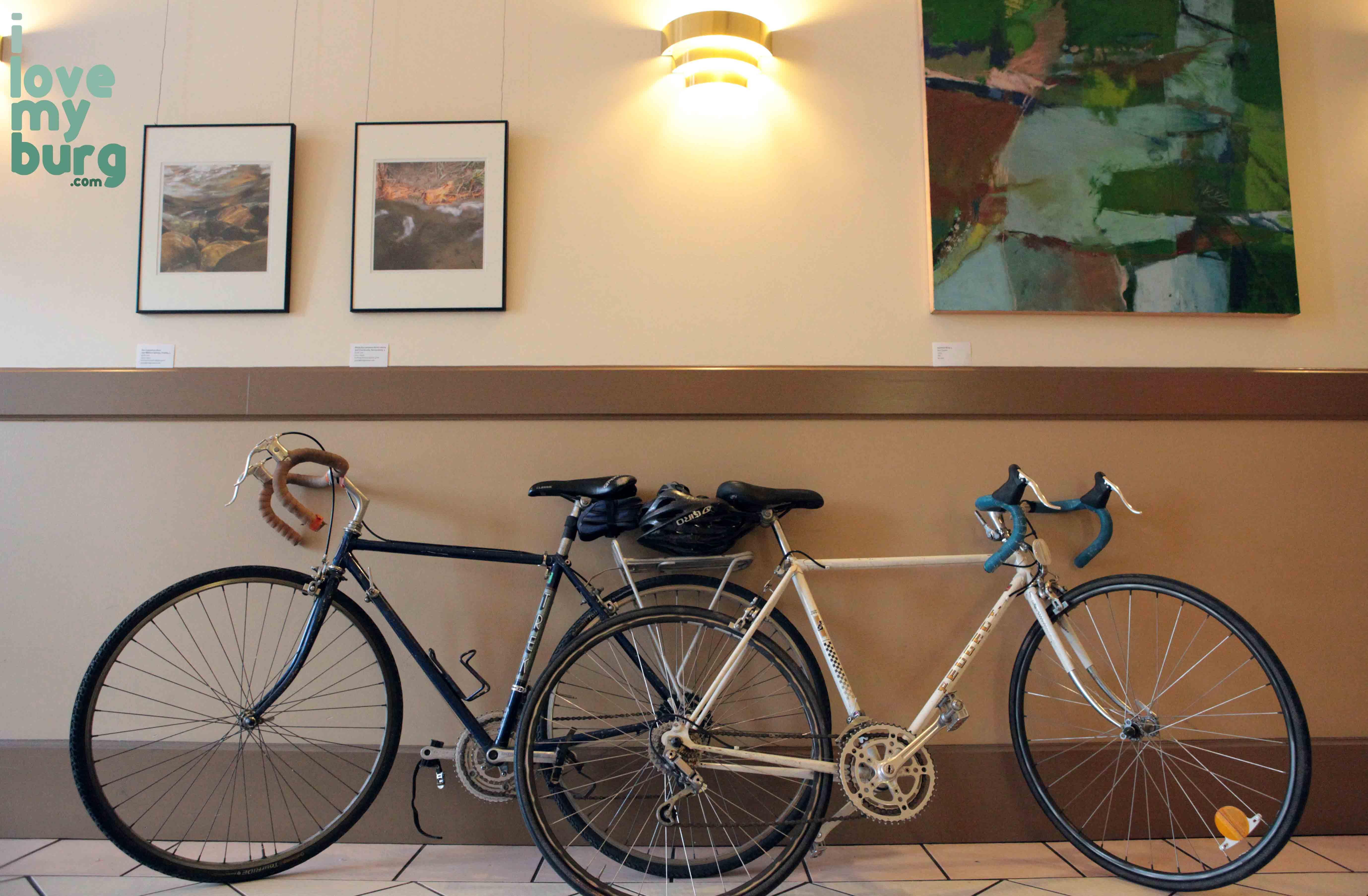 Bike Week theater 2