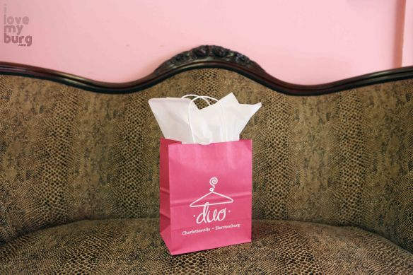 Duo shopping bag