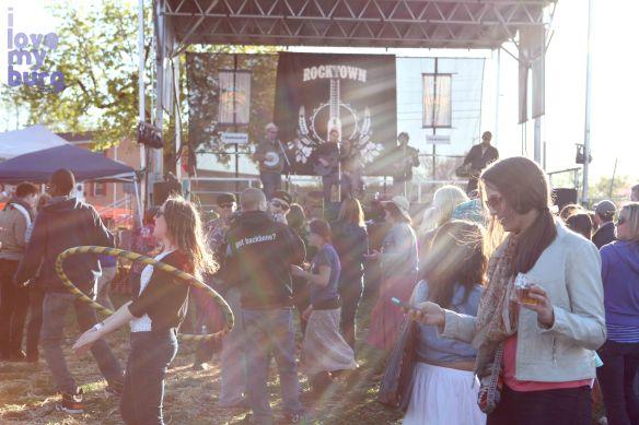Rocktown Beer fest dance