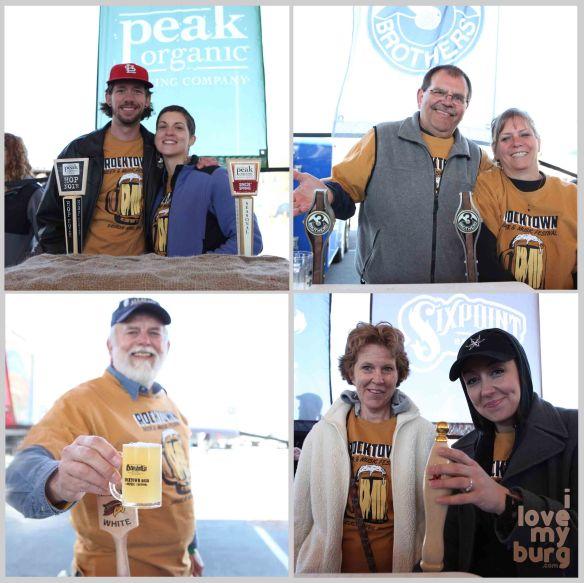 Rocktown Beer fest vols
