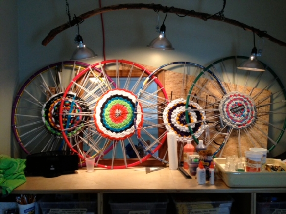 hula hoop rugs