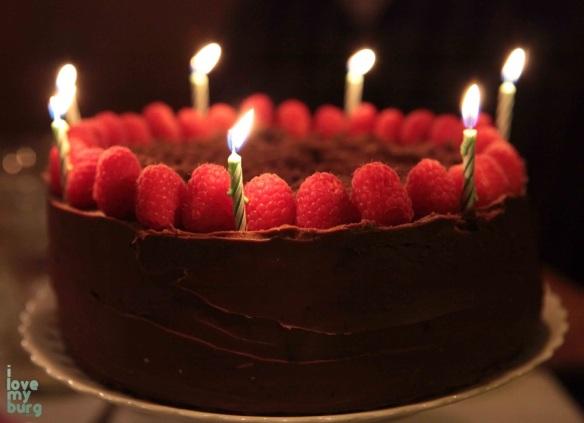 rachel herr birthday cake