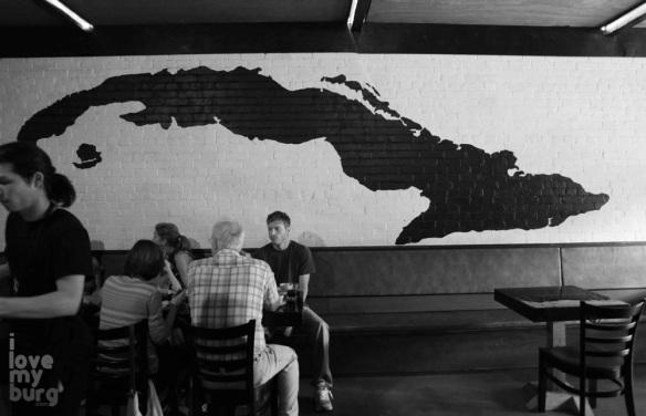 mural of Cuba