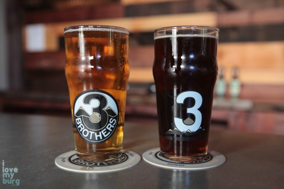 three brothers brewing drafts