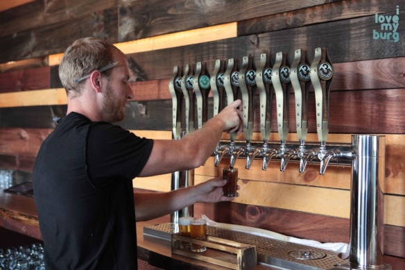 three brothers brewing taps