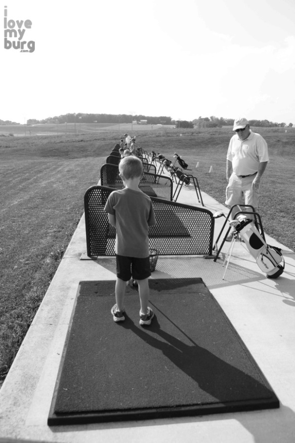 first tee harrisonburg range bw2
