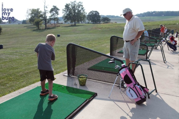 first tee harrisonburg swing