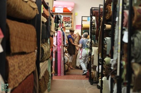 ragtime fabrics aisle