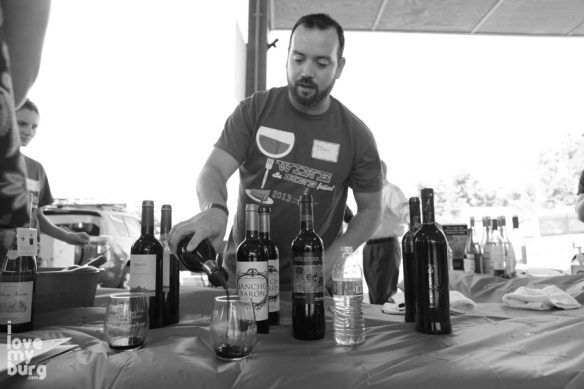 rocktown wine and dine tasting 6 bw