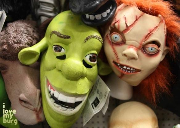Glen's Fair Price Shrek