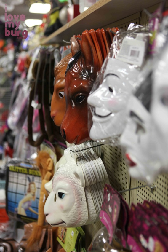 Glen's Fair Price side masks