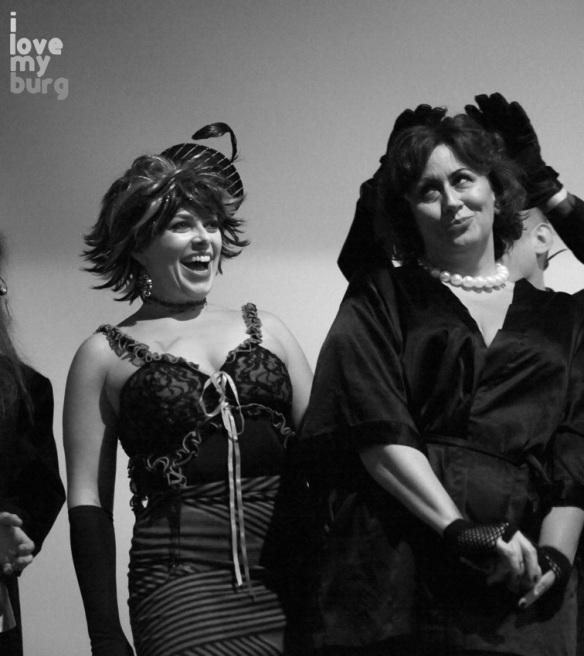 rocky horror picture show costumes BW