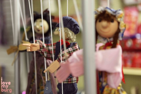 glens fair price marionettes