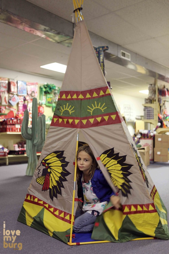 glens fair price teepee