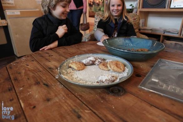 Larkin Arts cookies