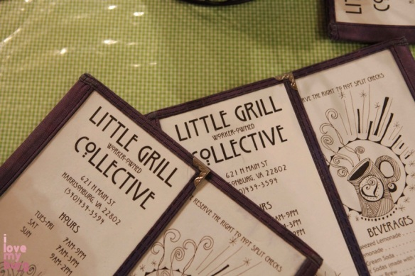 little grill menus