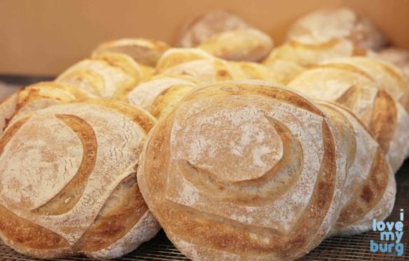 Bella Luna bread
