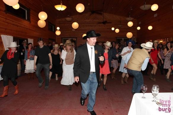 HEF Gala line dance3