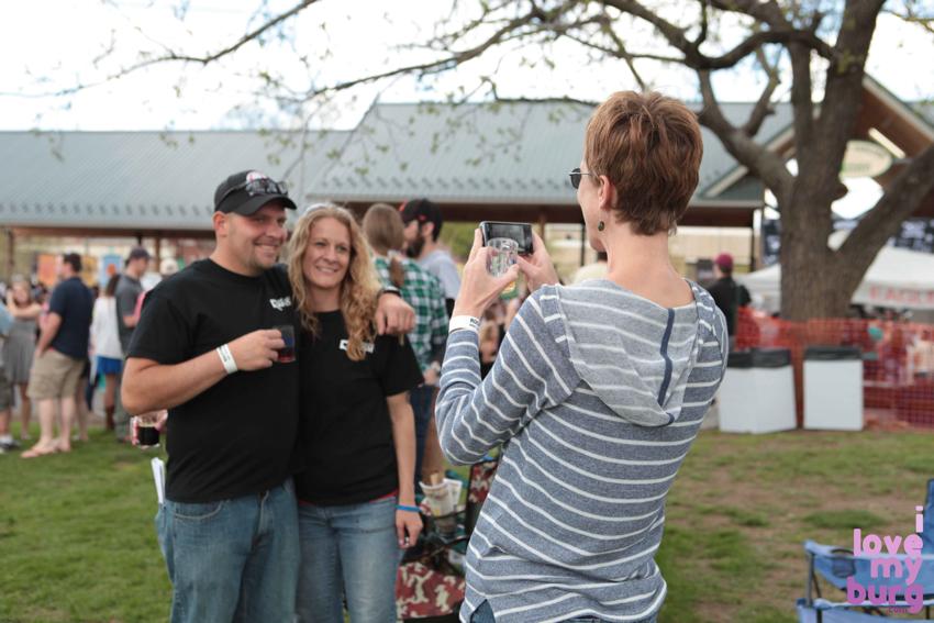 rocktown beer fest  couple1