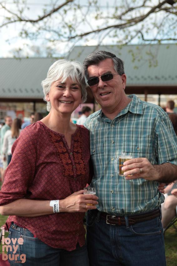 rocktown beer fest couple2
