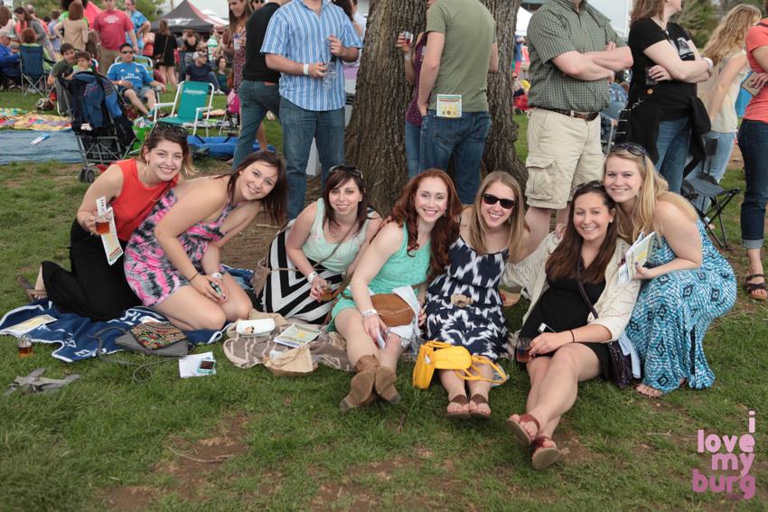 rocktown beer fest group