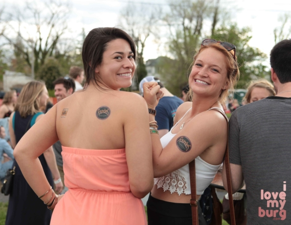 rocktown beer fest tattoo