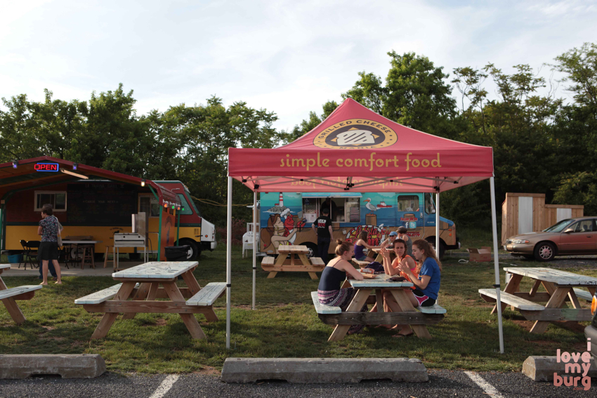trucks GCM tent