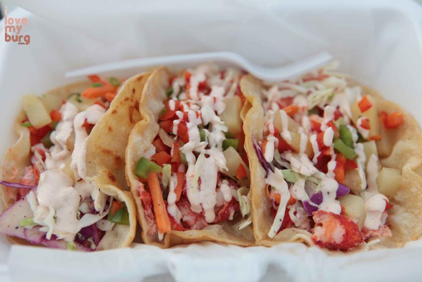 trucks lobster tacos