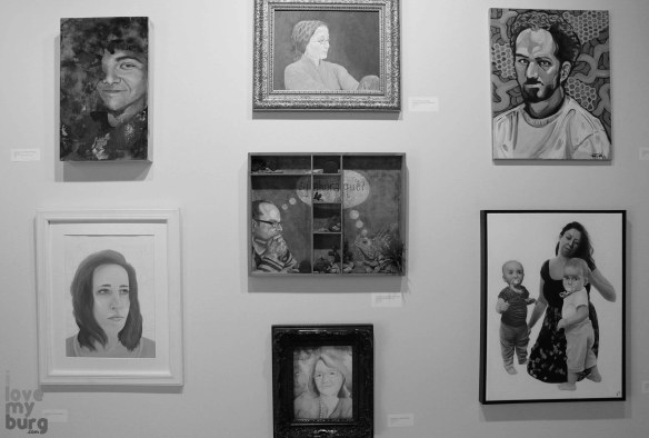 art lotto wall 2 BW